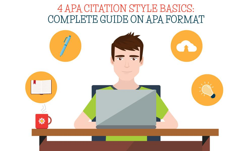 what is apa citation format 4 apa style basics essays king com
