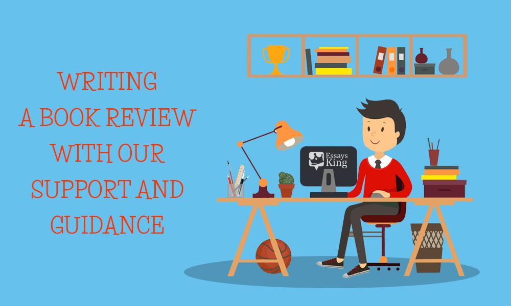 Writing a Book Review with Our Support and Guidance