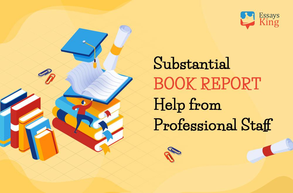 Valuable Book Report Help from a Team of Talented Specialists