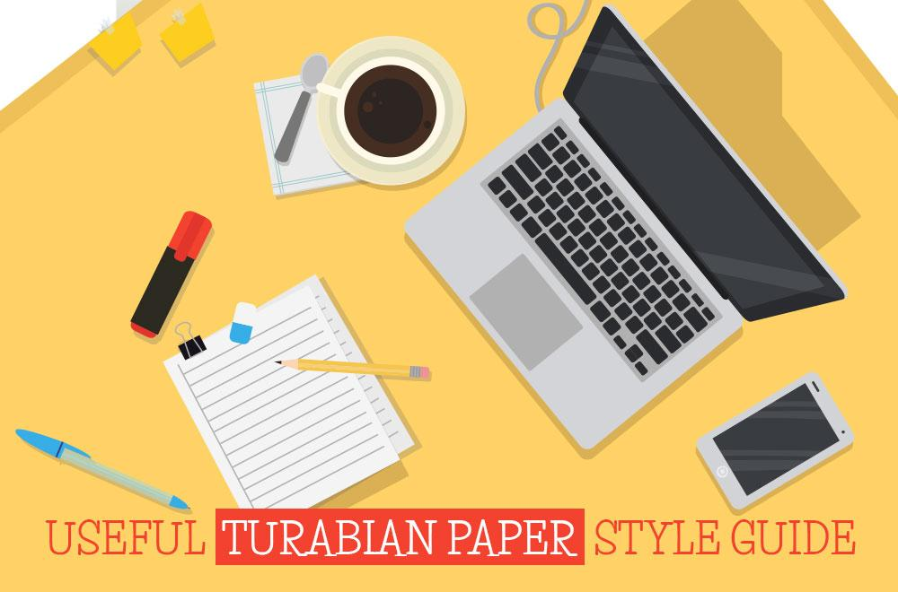 turabian style paper