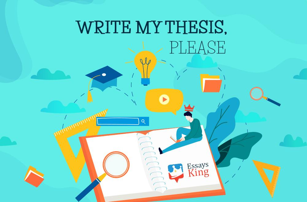 Will You Write My Thesis for Me, Please?