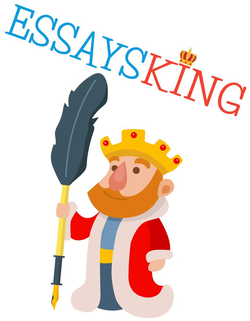 Essays King Illustration
